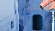 We are now in Chefchaouen, Morocco. If anyone has a spare million dollars or so for me to buy my own riad here, I'd be much obliged. I really need...